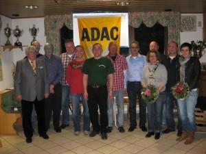 Der Vorstand des MSC Sandhausen